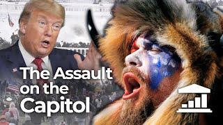 ELECTION FRAUD? The key points to the ASSAULT on the US CAPITOL - VisualPolitik EN