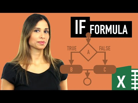 Excel IF Formula: Simple to Advanced (multiple criteria, nested IF, AND, OR functions)