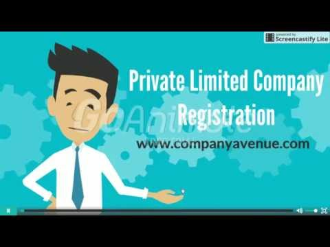 How to register a Private Limited Company in India