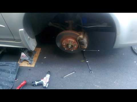 Nissan Altima 3.5 serpentine belt replacement