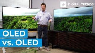 Download Samsung Q90 4K QLED TV vs. LG C9 OLED TV Video