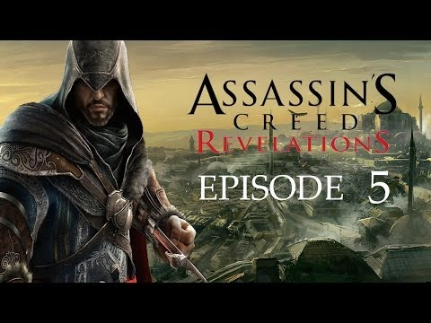 Assassins Creed Revelations Walkthrough | Episode 5 | Time To Battle