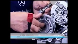 Mercedes M272 And M273: Timing Chain Replacement Part 1