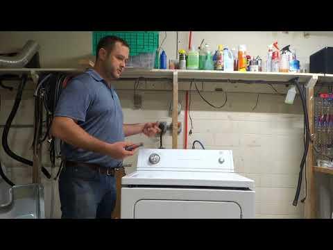 Whirlpool Dryer Won't Start - Diagnosing Common Issues