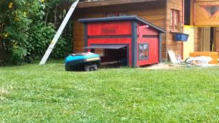 garage gardena r40li