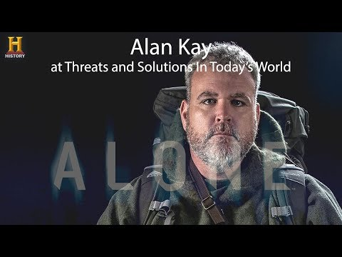 Alan Kay Threats and Solutions In Today's World