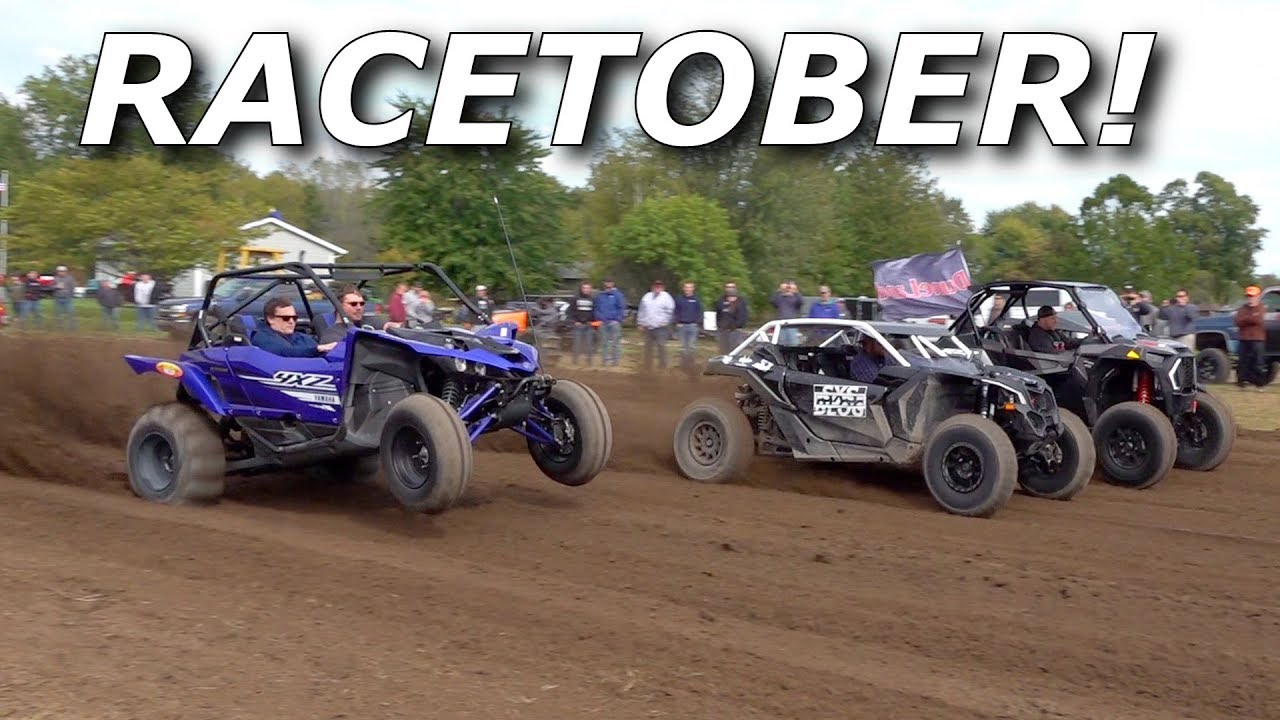RACETOBER 2019! X3 vs RZR vs YXZ vs XX vs Talon vs EVERYTHING!