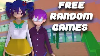BEING THE AWKWARD KID AT SCHOOL SIMULATOR | Free Random Games