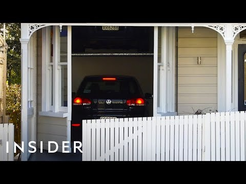 Home Can Hide 2 Cars In Hidden Garage