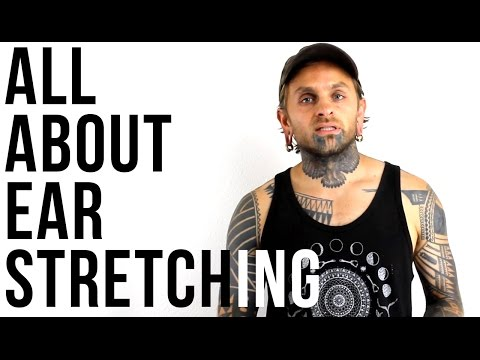 Ear Stretching 101 | UrbanBodyJewelry.com