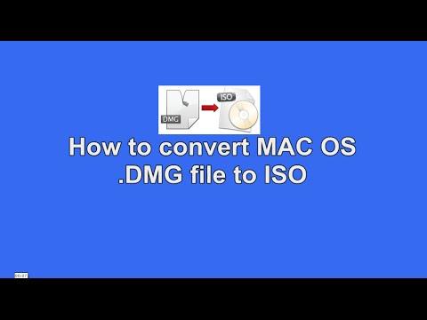 Convert Mac OS X .DMG file to ISO