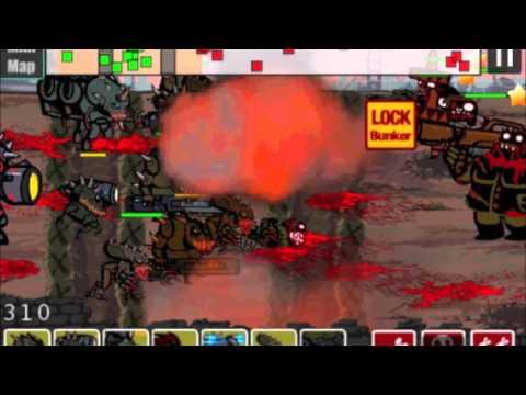 2012 Zombies vs Aliens Warfare Iphone Application