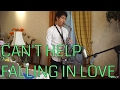 Can't Help Falling In Love - Haley Reinhart Version (saxophone Cover)