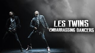 LES TWINS | EMBARRASSING OTHER DANCERS