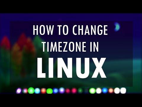 How To Change Timezone In Linux Via Terminal- DeepinOS, ElementaryOS, ApricityOS, Ubuntu, TrentaOS