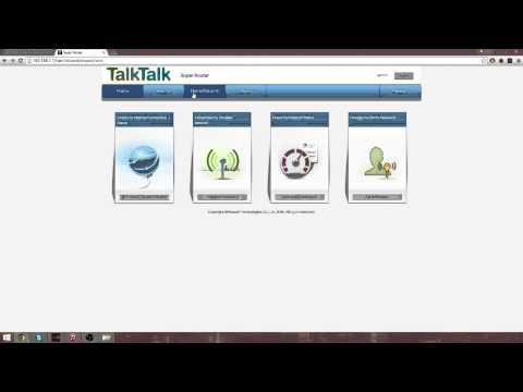 How to change your IP address on TalkTalk (Super Router)