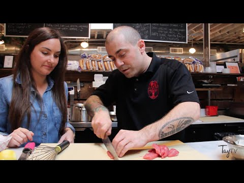 Easy Tuna Tartare Recipe | Cooking with Chef Ed McFarland