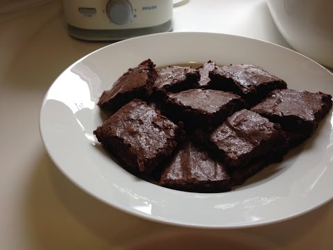 Easy Brownie Recipe!!! (No chocolate chips required)