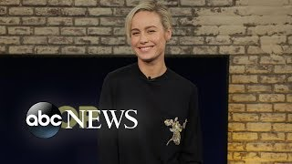 Download Brie Larson: 5 things to know about 'Captain Marvel' Video