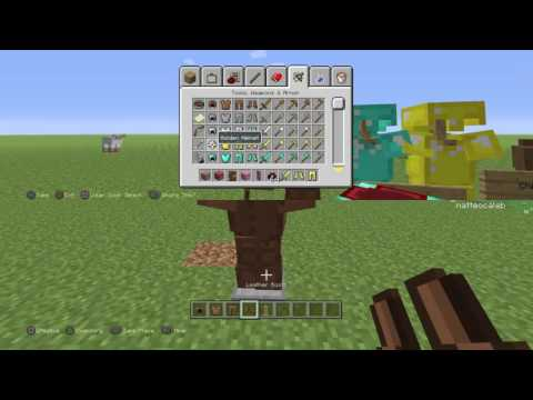 Minecraft: PlayStation®4 Edition How To make Fnaf characters
