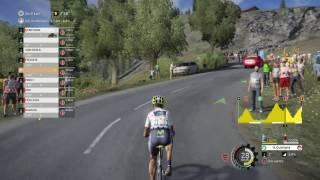 Tour de France 2016  PS4 Nairo Quintana
