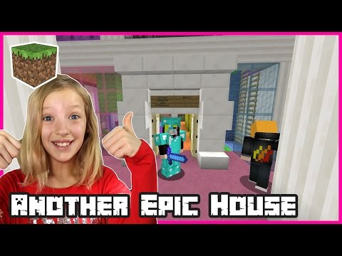 Building Another Epic House / Minecraft