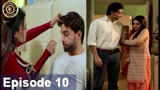 Rasm-e-Duniya Episode - 10 - 20th April 2017 - Armeena Khan & Sami khan Top Pakistani Dramas