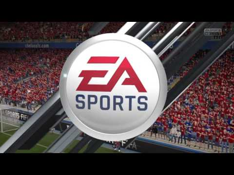 FIFA 17 First gameplay Manchester United Vs. Chelsea [PS4]