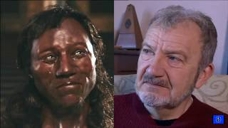 Cheddar man: Britain