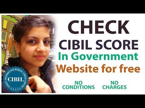How To Check Cibil Score For Free | Check Cibil score Online Free | Know You r Cibil Score Free