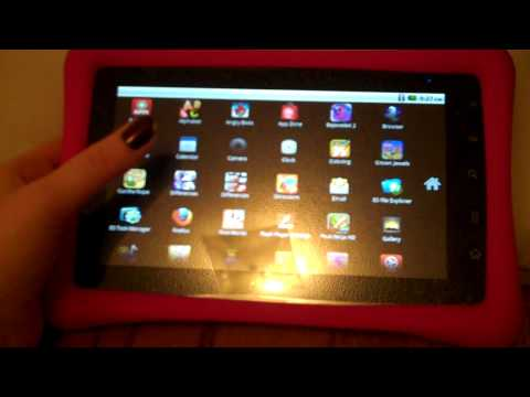 A look at our Nabi Tablet
