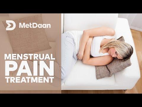 MENSTRUAL PAIN TREATMENT!!!