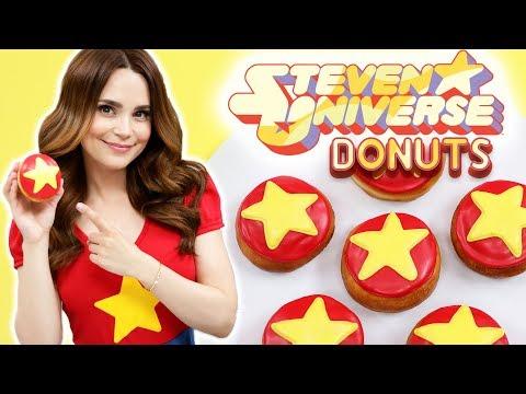 STEVEN UNIVERSE DONUTS - NERDY NUMMIES