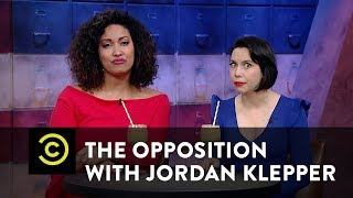 Trend Wars - Steve Bannon Out, Stephen Miller In - The Opposition w/ Jordan Klepper