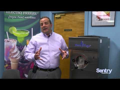 Versatile Slush Machine makes Water Ice, Slush, and Frozen Drinks