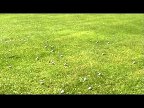 Save hundreds of golf balls with the BALLPICKER