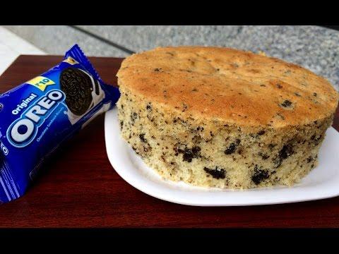 Oreo Sponge Cake | Kitchen Time with Neha