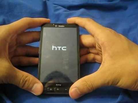 HTC HD2 flashed with ENERGY 21681 + Android 2.2 Darkstone V3.1