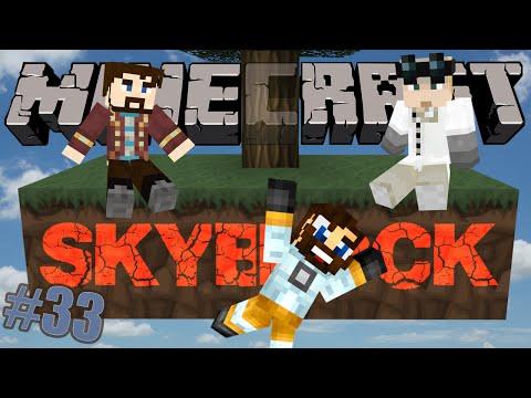 Minecraft - Hardcore Skyblock Part 33: Fancy Freezer (Agrarian Skies Mod Pack)