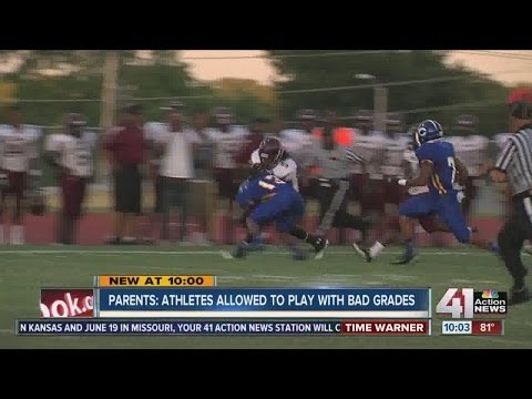 Parents at KC high school want to raise GPA for sports eligibility
