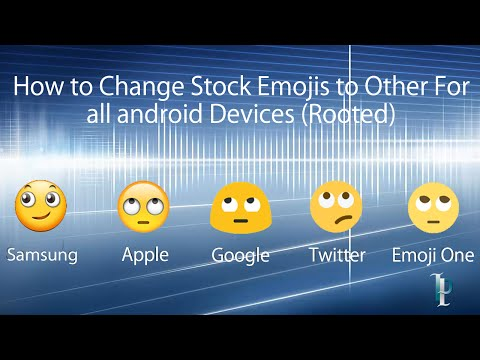 How to change Emojis For any Android Devices (Root)