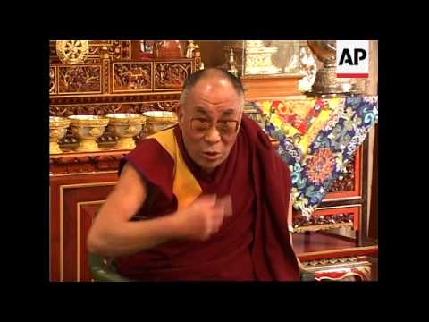 Dalai Lama says he would step down if Tibetan violence spirals out of control
