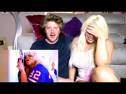 REACTING TO OUR CRINGIEST MUSIC VIDEOS