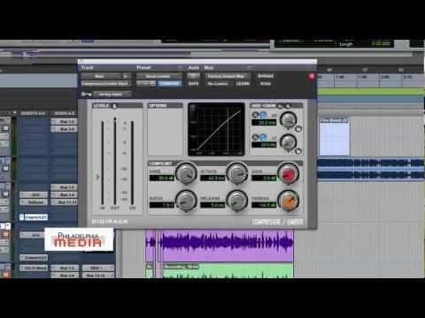 Pro Tools Production Tips - (Mixing Vocals 2)