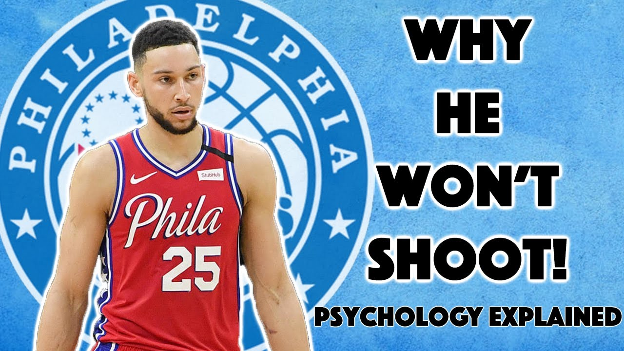 The Psychology Behind Ben Simmons Not Shooting!!!!