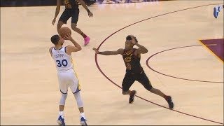 Stephen Curry Destroys Entire Cavs Showing He