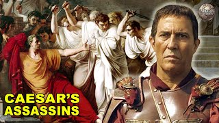 What Happened to All the Roman Conspirators After Julius Caesar