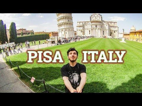 PISA! ITALY VLOG 2018