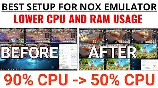 How to Tweak NOX Settings to Improve Ragnarok Graphics and