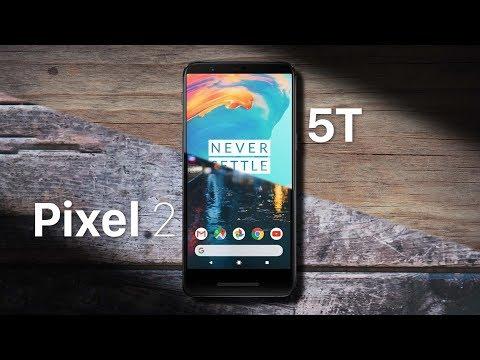 Pixel 2 vs OnePlus 5T: The Best Smartphone Under ₹40,000?